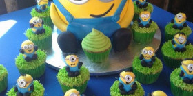 Cakes Despicable Me