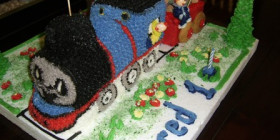 Thomas_The_Train_3D_Cake