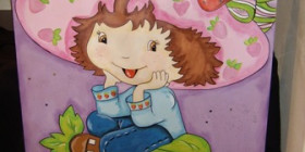 Strawberry_Shortcake_Photoboard